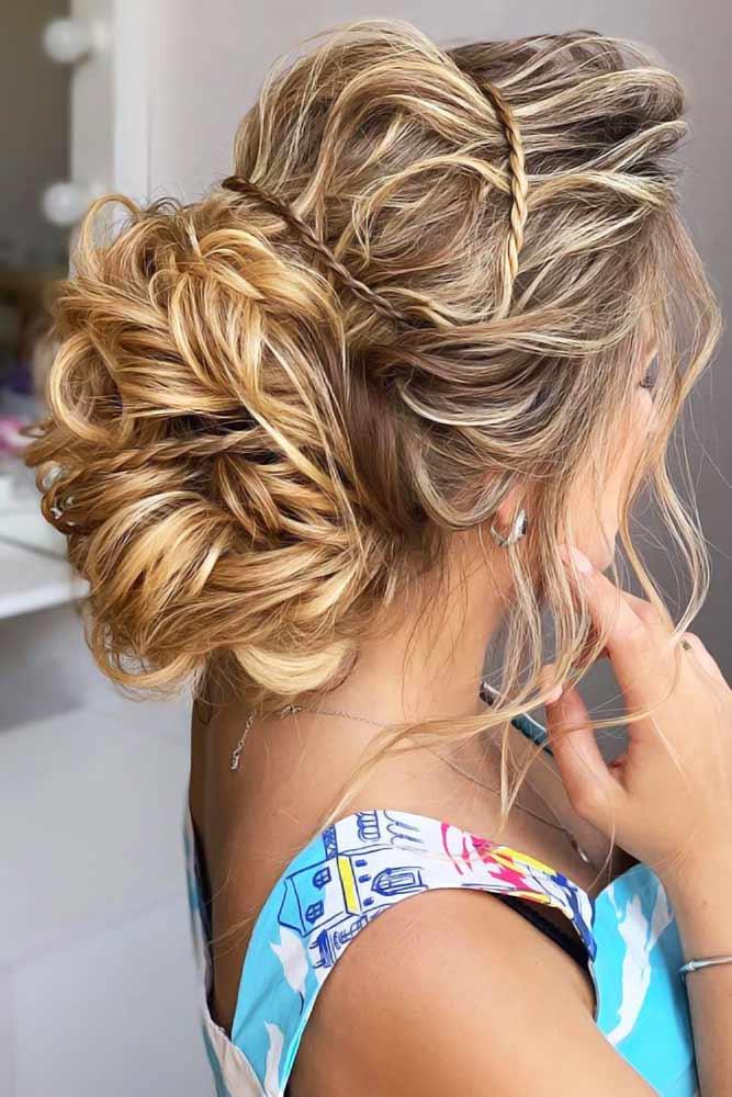 Braided Crown For Long Hair #thinhair #hairtypes