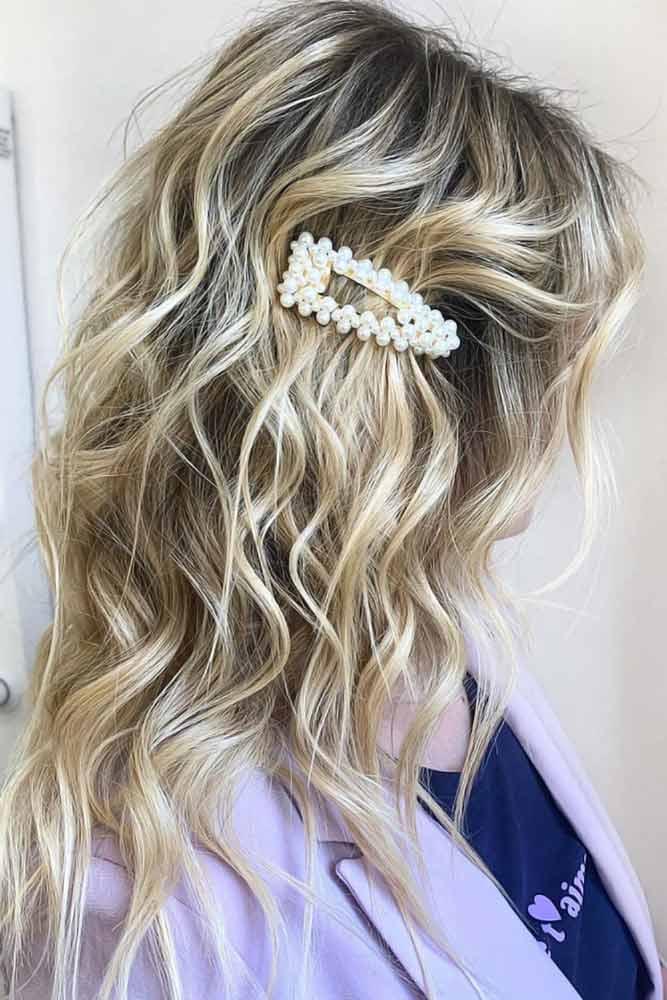 Long Side Swept Bangs #thinhair #hairtypes