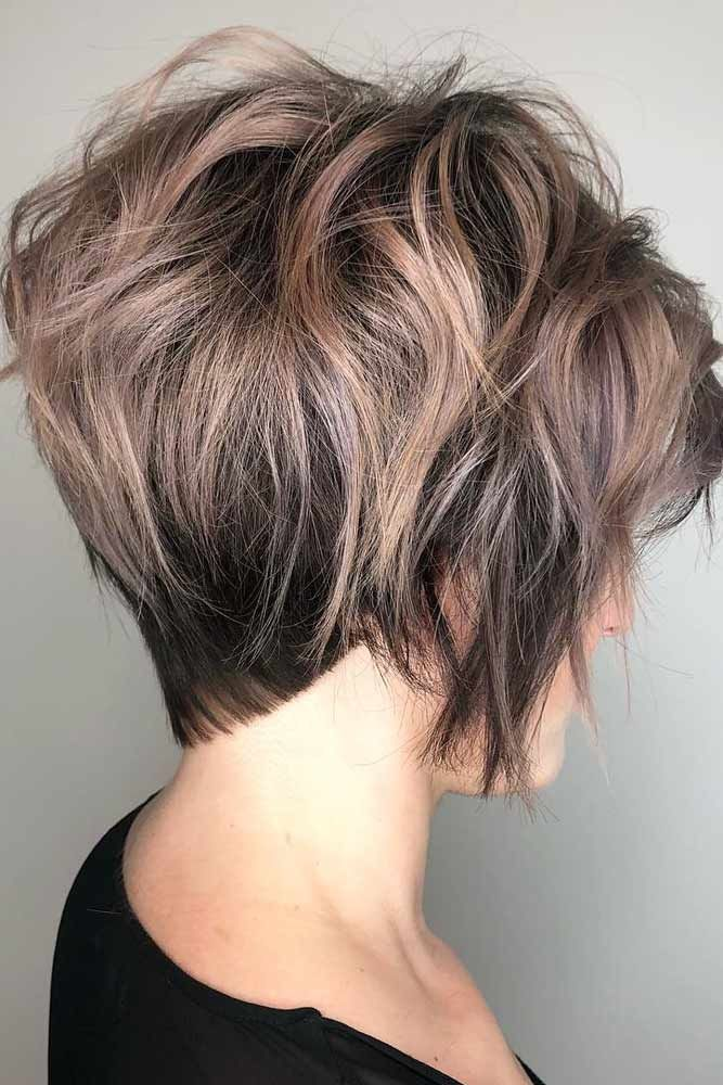Long Textured Pixie #thinhair #hairtypes