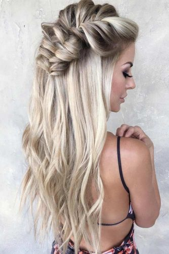 Lovely Twisted and Braided Hairstyles picture 3