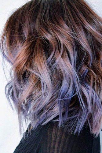 Shoulder Length Elegant Layered Haircuts