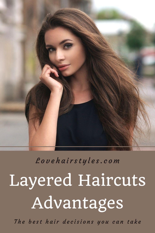 Advantages Of Layered Haircuts