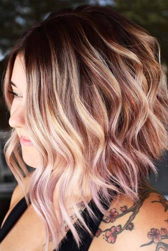 Shoulder Length Layered Haircuts picture2