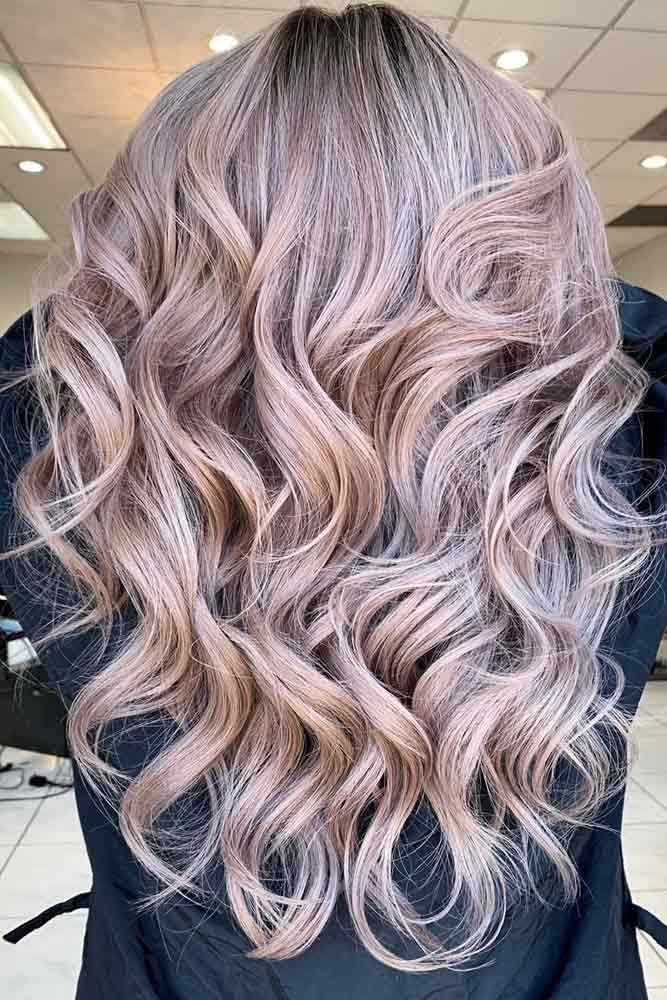 Wavy Racy Razored Layers #layeredhaircuts #layeredhair #haircuts