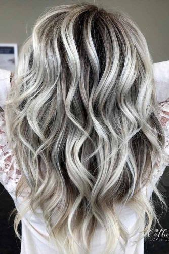 Long Hair With Lots Of Choppy Layers | Find your Perfect Hair Style