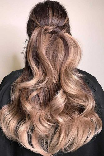Wonderful Long Hairstyles picture2