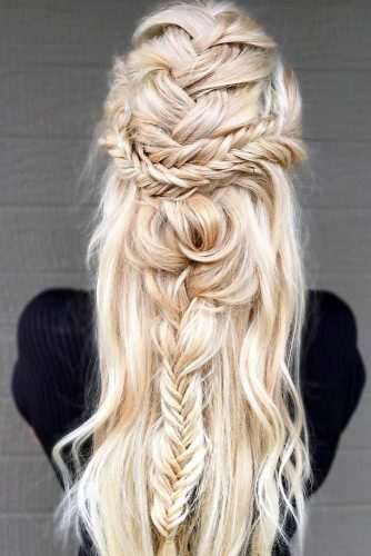 Braided Long Hairstyles picture2