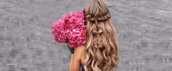 21 Long Hairstyles that Are Just the Cutest for Valentine's Day