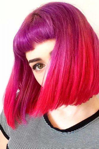 Medium Magenta Hair picture3