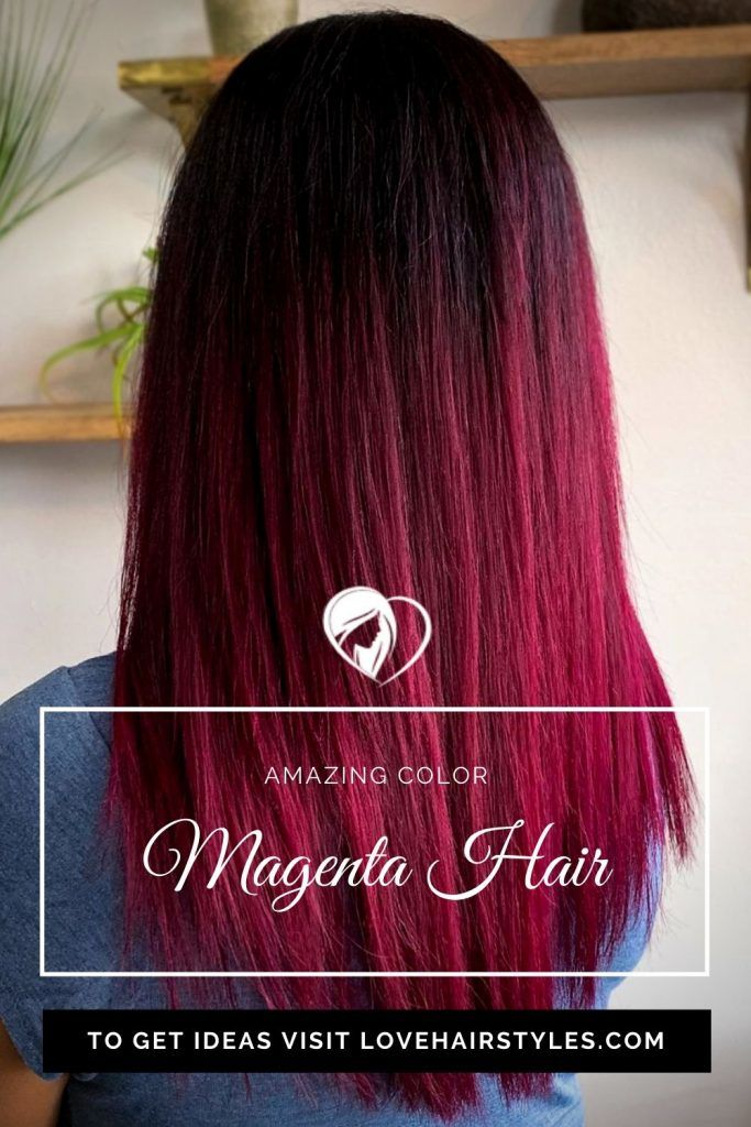 Things You Should Know Before Going For Magenta Hair #magentahair #redhair