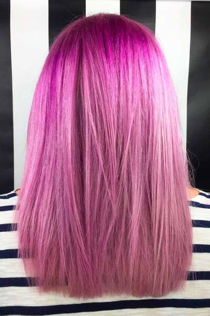 Magenta Hair Color Ideas on Bob Haircuts picture2