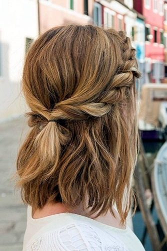 Twisted and Braided Hairstyles for Medium Length picture 3