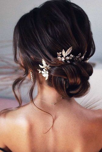 Cute Little Buns Wavy #bun #updo