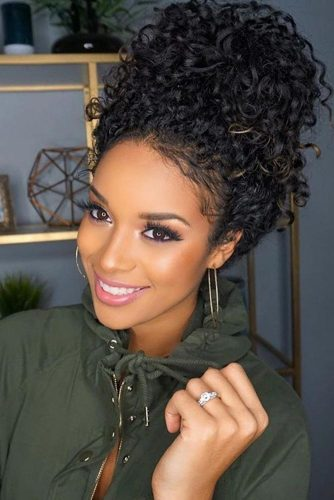 Natural Hairstyles That Take Minutes And Look Fab Lovehairstyles