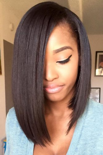 Natural Hairstyles for Medium Length Hair picture2
