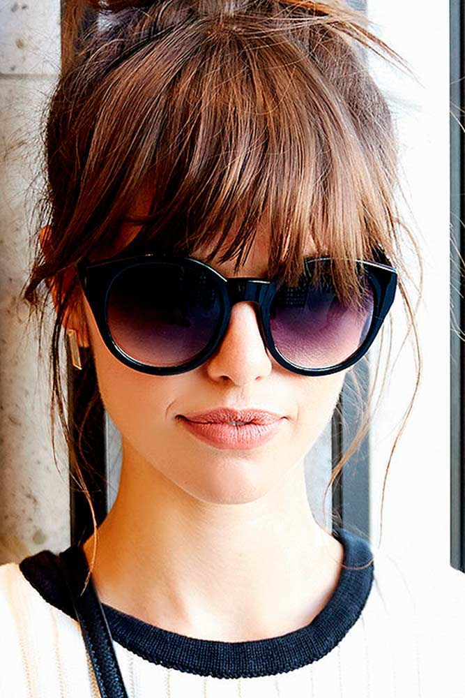 Amazing Fringe Bangs to Your Complete Look picture 1
