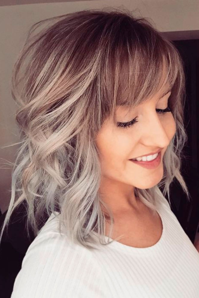 Amazing Fringe Bangs to Your Complete Look picture 2