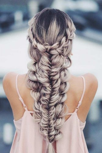Luxurious Braided Hairstyles picture2