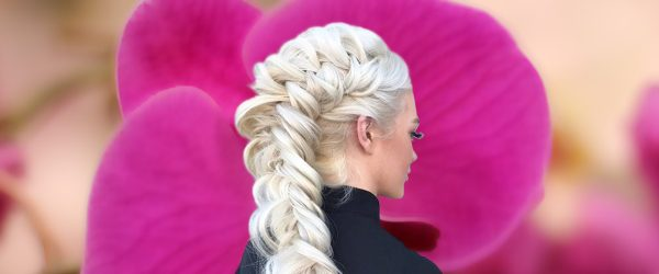 9 Romantic Braided Hairstyles For Valentine's Day