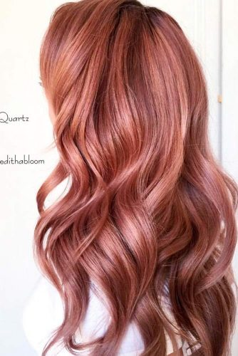 Stylish and Chic Rose Gold Color Ideas picture 1