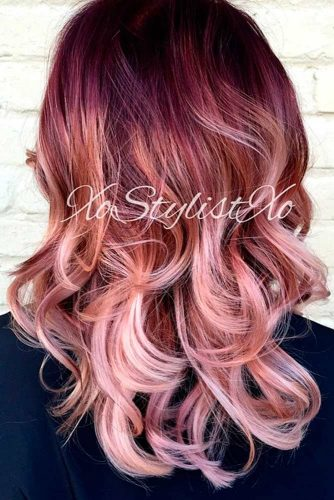 Stylish and Chic Rose Gold Color Ideas picture 2