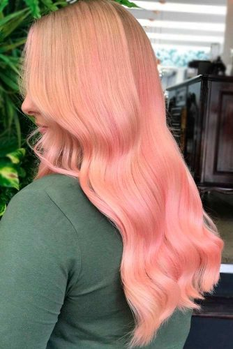 Amazing Rose Gold Hair picture3