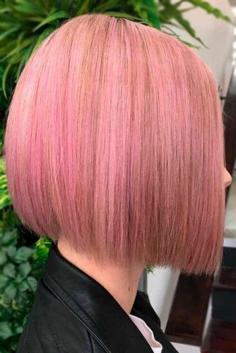 Rose Gold Hair Color to Try picture1