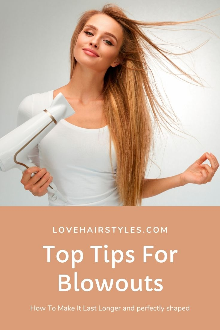 Top Tips To Make Blowouts Last Longer