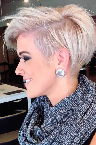 Nice Short Haircut for Straight Hair picture 1