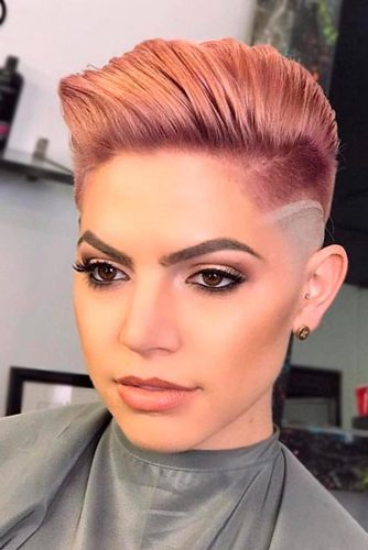 Cool Shaved Pixie picture2