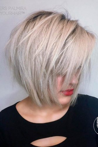 Mega Volume Short Haircut Styles picture2