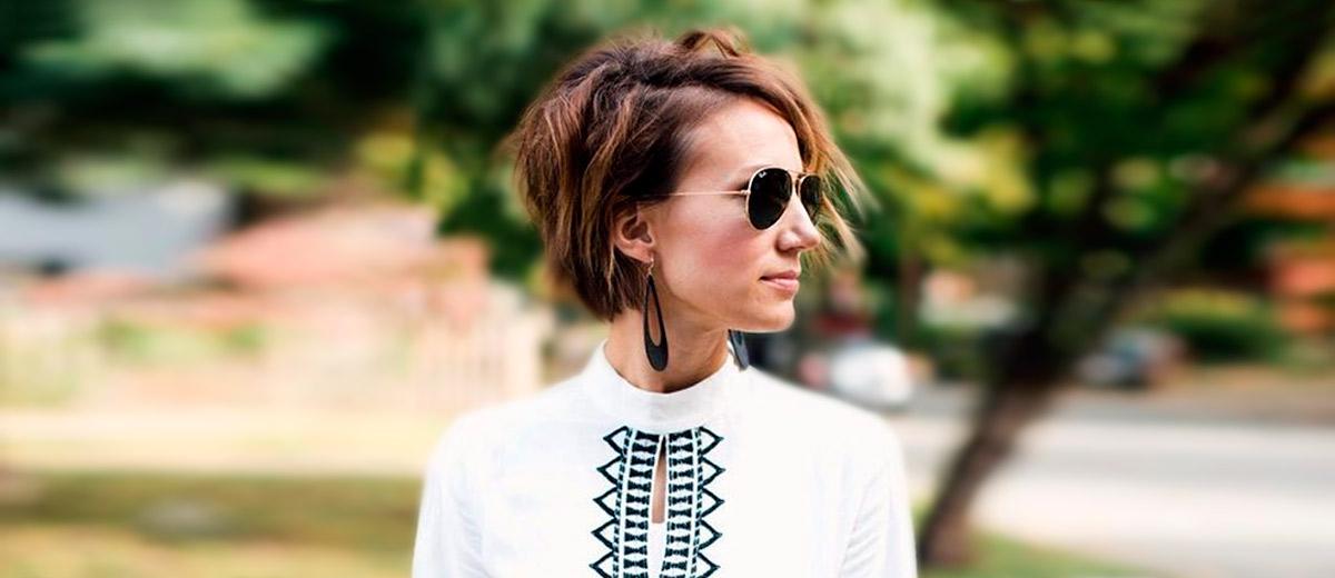 21 Straight Short Haircut Styles