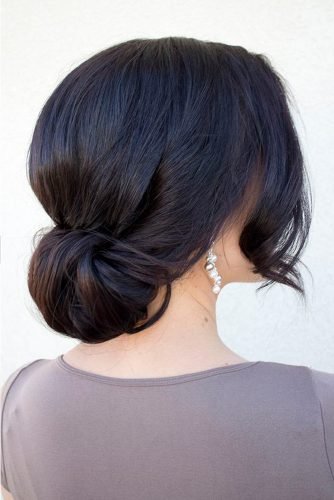 Low Bun Hairstyles picture3