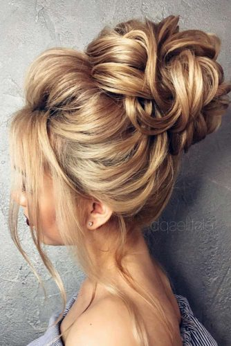 High Bun Hairstyles picture3