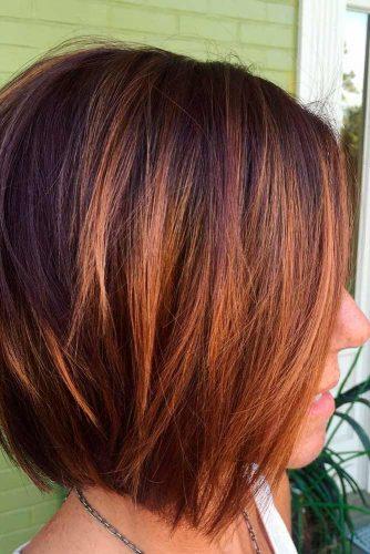 Fantastic Stacked Bob Haircut Ideas Lovehairstyles Com