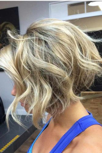 Blonde Stacked Bob Styles picture3