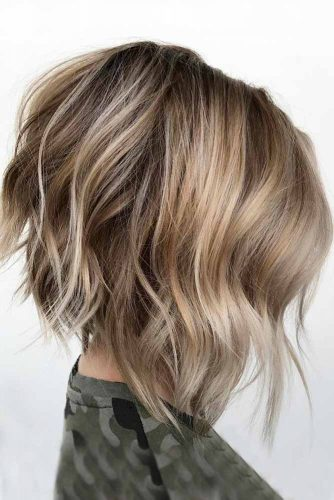 Messy Bob Haircut Ideas picture2
