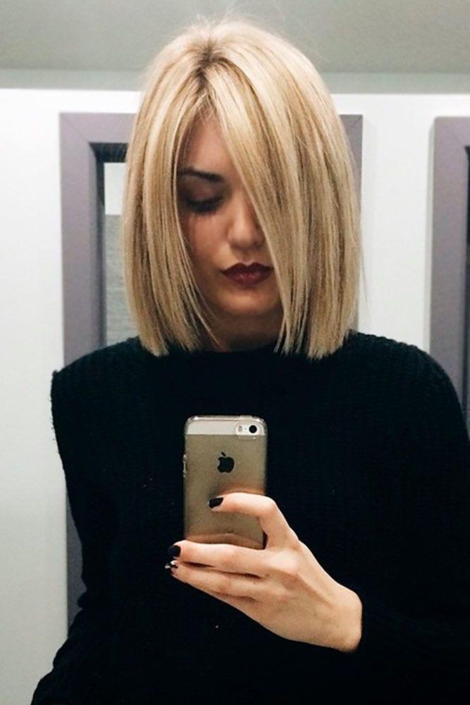 Classy Blonde Haircuts #bobhaircut #haircuts