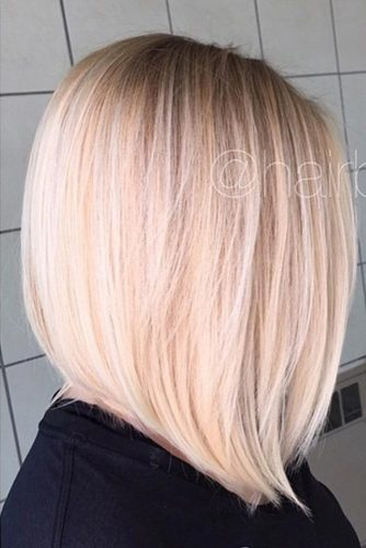 Silky Bob for Perfect Feminine Look picture 3