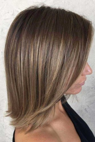 Straight Bob Hairstyles #bobhaircut #haircuts