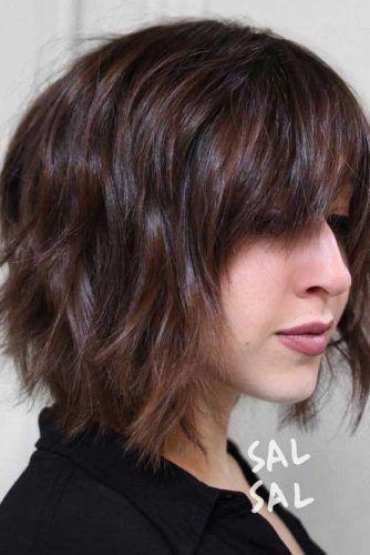 Textured Bob #bobhaircut #haircuts