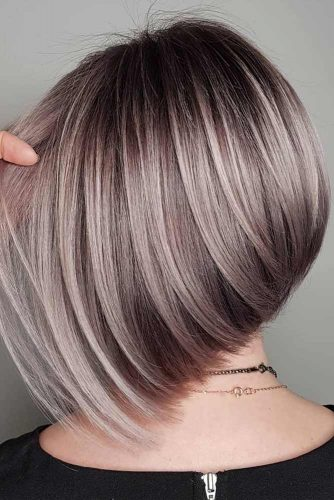 Stacked Bob Haircut Ideas to Try Right Now