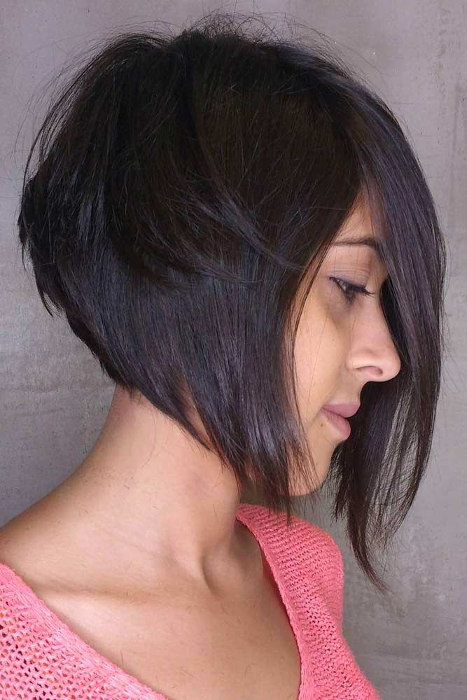 Short Graduated Bob #bobhaircut #haircuts