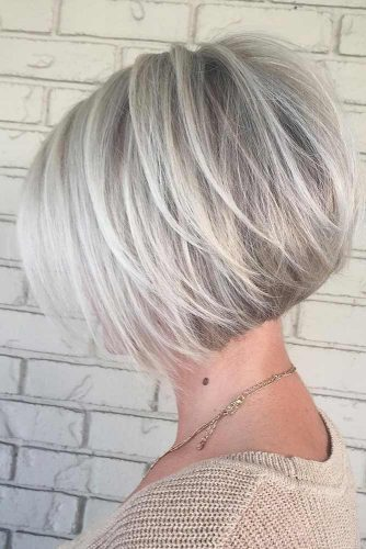 Short Stacked Bob