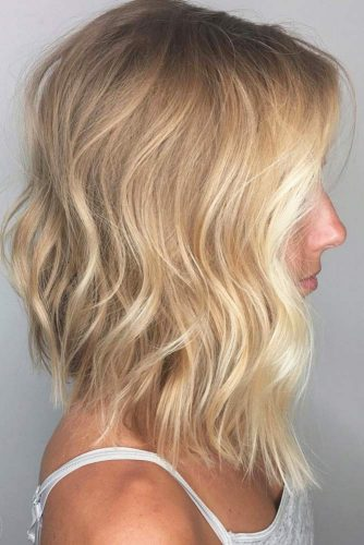 Fabulous Long Bob Hairstyles picture 1