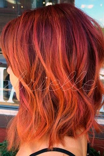 Lovely Short Red Haircuts picture 1