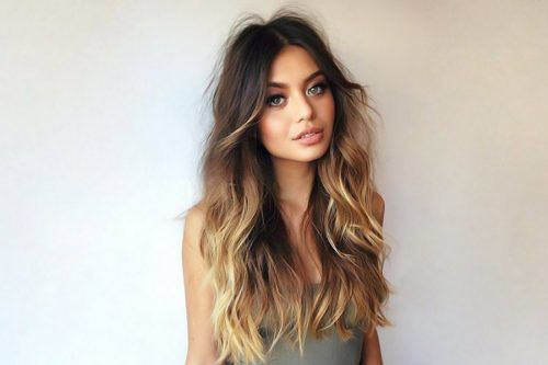 60 Ideas To Experiment With Balayage Hair Color Technique (2019 Update)