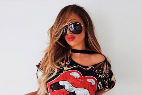 Super Sexy Balayage Hairstyles for Medium Hair