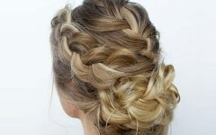 Fancy Updos for Medium Length Hair