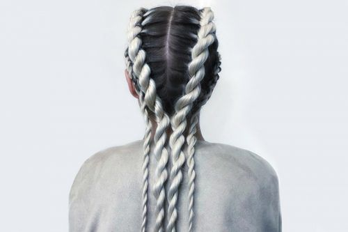 Diy Hairstyles: Easy Rope Braid Hair Styles + Tutorial